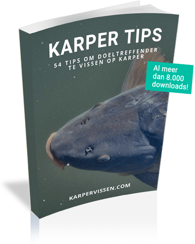 karpervissen boek